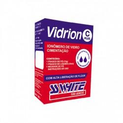 Vidrion C Plus - Ionômero de Vidro para Cimentação. NOTIFICAÇÃO ANVISA Nº 80149719036