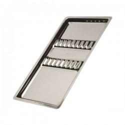 Bandeja média em aço AISI 304 - Com separação