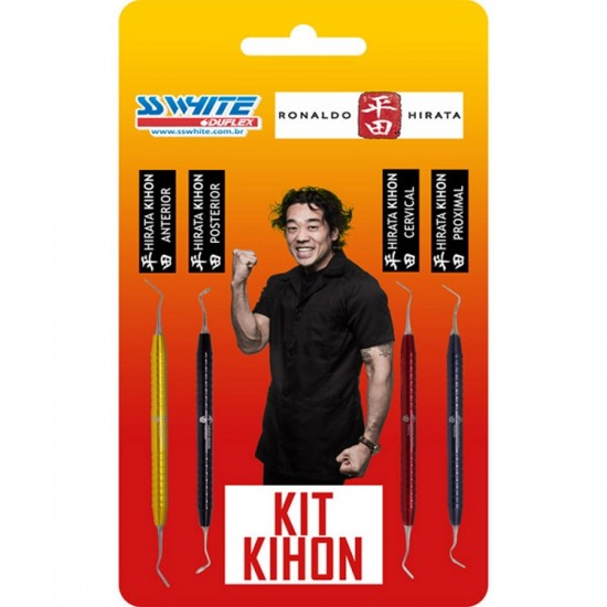 Kit Hirata Kihon (Dr. Ronaldo Hirata) NOTIFICAÇÃO ANVISA Nº 80149710224